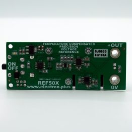 Low Cost Temperature Compensated Precision Voltage Reference